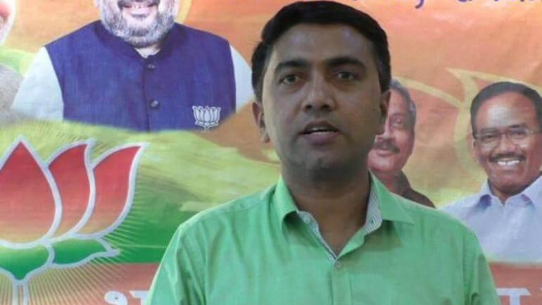 Pramod Sawant(Goa Chief Minister) Wiki