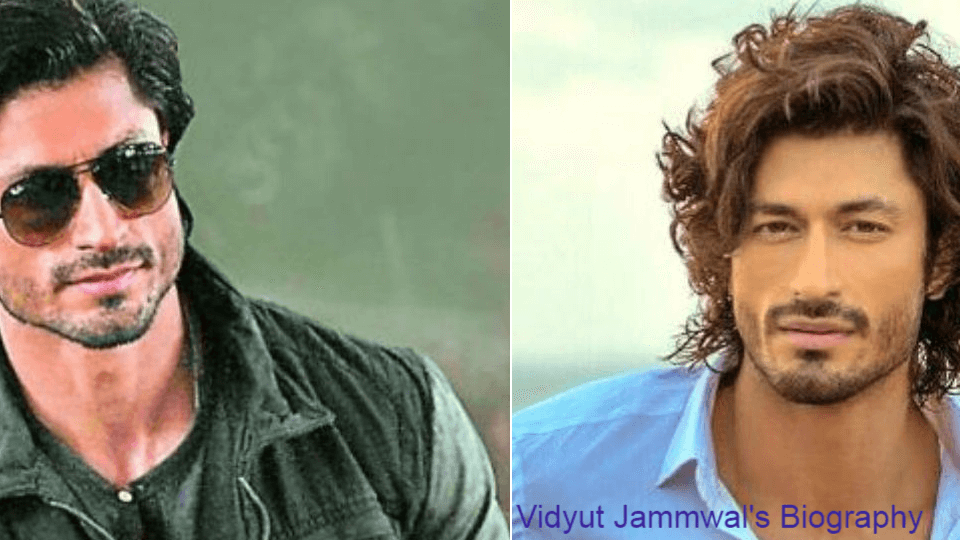 Vidyut Jammwal's Biography