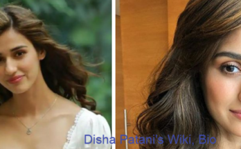 Disha Patani's wiki