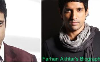 Farhan Akhtar's wikipedia