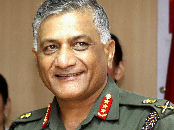 V. K. Singh Wiki, Age, Height, Weight, Political Career, Family, Wife, Awards, Biography & More