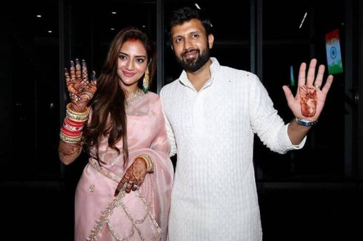 Nusrat Jahan Family, Caste, Husband