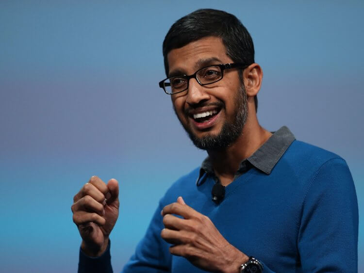 Sundar Pichai Wiki, Age, Height, Weight, Family, Wife, Biography & More