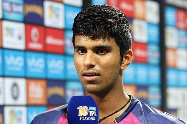 Washington Sundar Wiki, Height, Weight, Age, Cricket Career, Family, Girlfriend, Biography & More