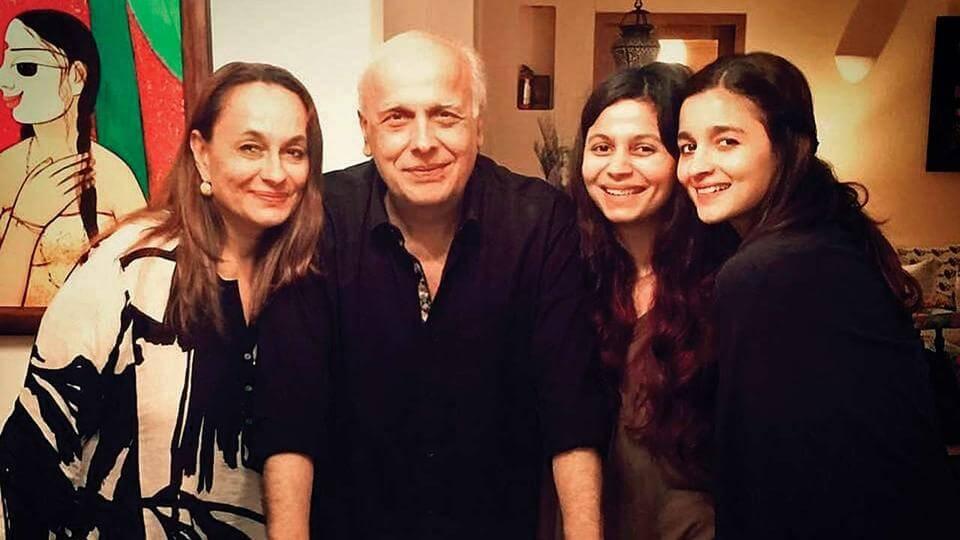 Alia Bhatt Family, Caste, Father, Sister