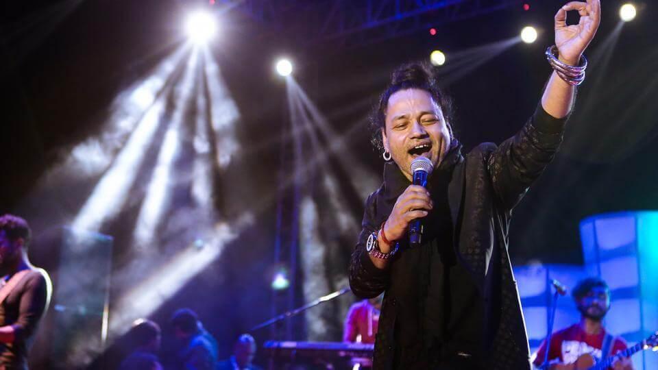 Kailash Kher Career