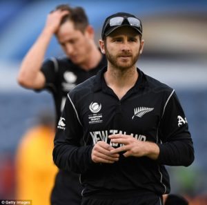 Kane Williamson International Cricket Career, Debut