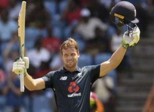 Jos Buttler International Cricket Career, Debut