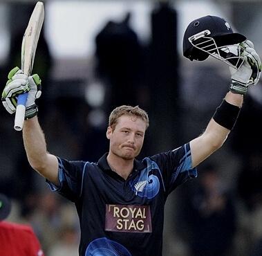Martin Guptill International cricket career, Debut