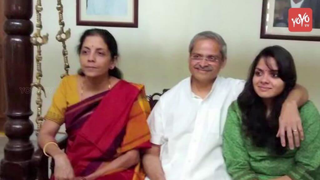 Nirmala Sitharaman Family