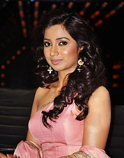 Shreya Ghoshal Singing Career, Debut