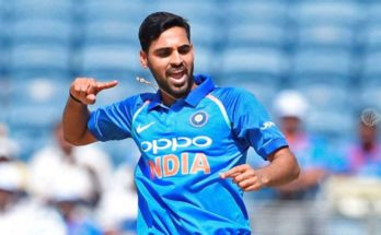 Bhuvneshwar Kumar Age, Height, Weight
