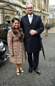 Priti Patel Husband, Children