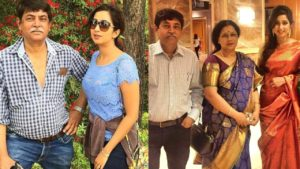 Shreya Ghoshal Family