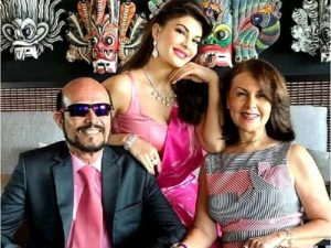 Jacqueline Fernandez Family