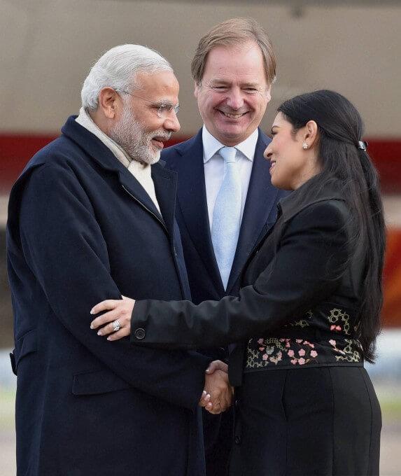 Priti Patel Wiki, Age, Height, Weight, Family, Husband ...
