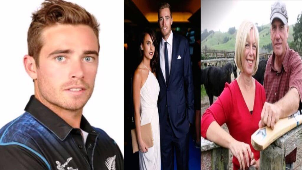 Tim Southee Family