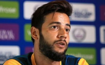 Imad Wasim Wiki, Height, Weight, Age, Cricket Career, Family, Girlfriend, Biography, Images & More