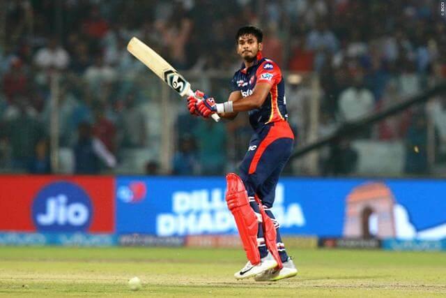 Shreyas Iyer International Cricket Career, Debut