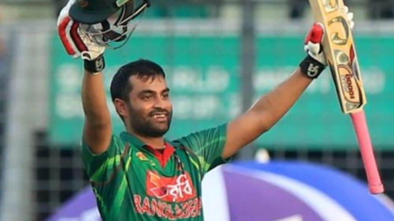 Tamim Iqbal International Cricket Career, Debut