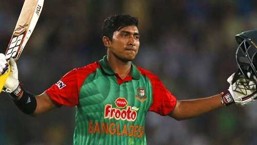 Soumya Sarkar International Cricket Career, Debut