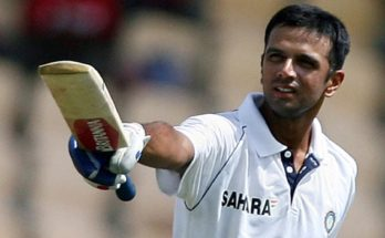 Rahul Dravid International Cricket Career, Debut