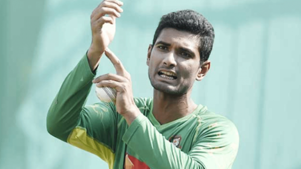 Mahmudullah International Cricket Career, Debut