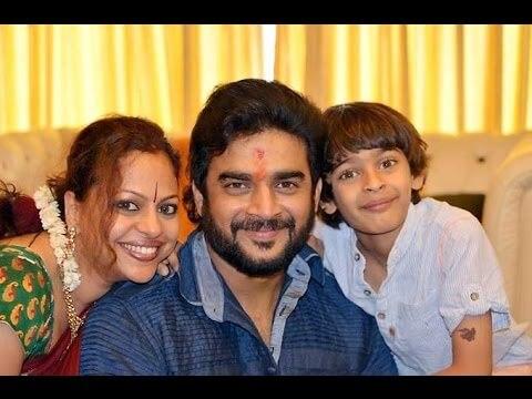 r. madhavan Wife, Children, Family & Caste