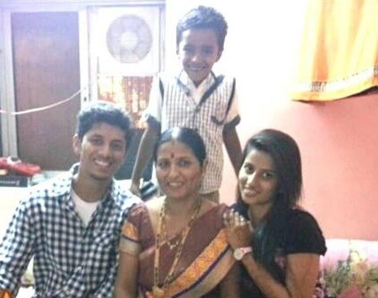 Mayur More Family & Caste