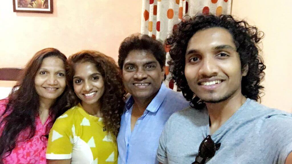 Johnny Lever Family & Caste