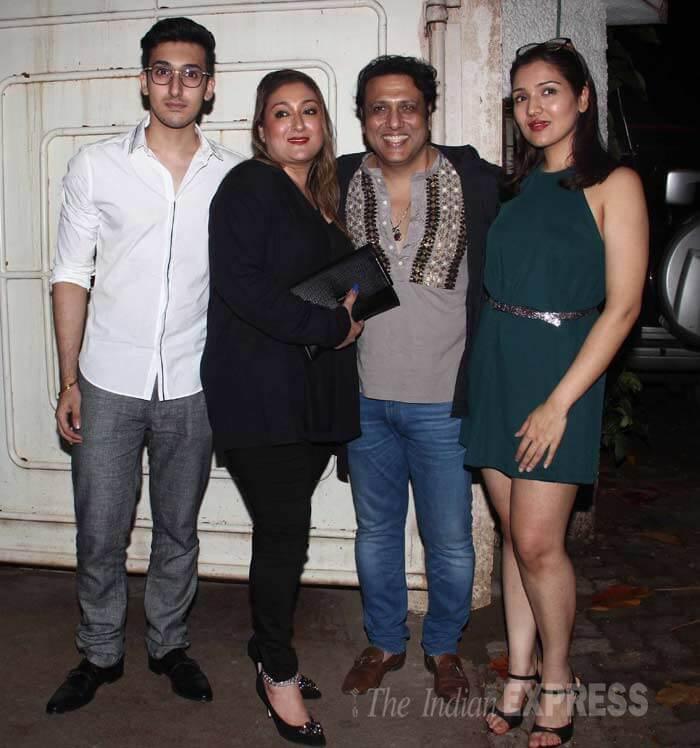 Tina Ahuja Family & Caste