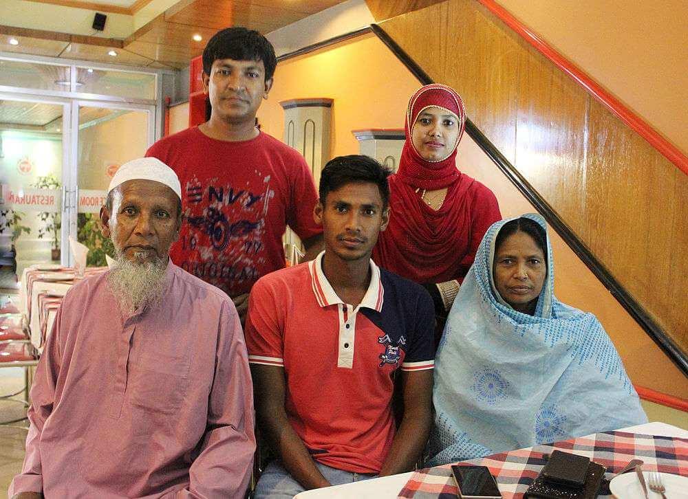 Mustafizur Rahman Family & Caste