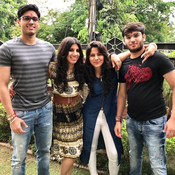 Agrita Dhawan Family & Caste