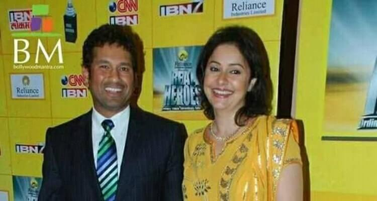 Sachin Tendulkar Girlfriends, Affairs & Wife