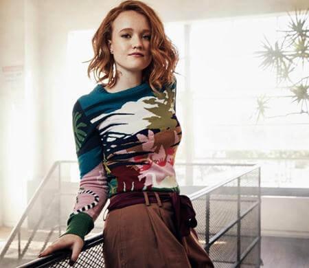 Liv Hewson Film Career & Debut
