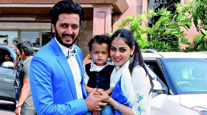 Riteish Deshmukh Family & Caste
