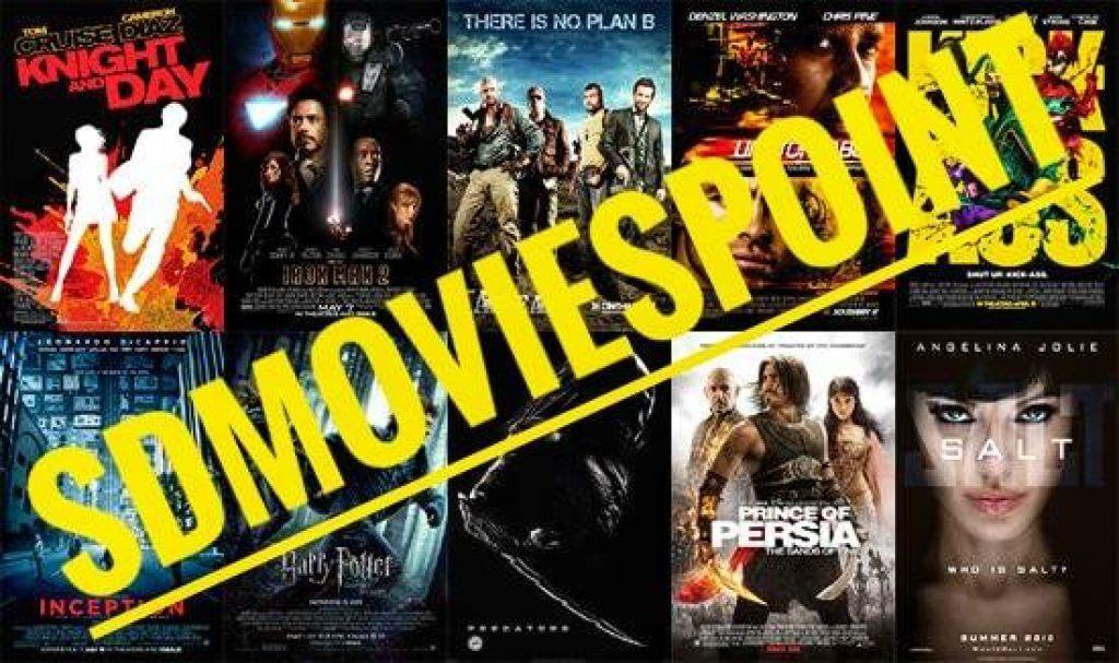 SdmoviesPoint 2020: Download Latest Bollywood, Hollywood, Punjabi, Tamil, Telugu, Kanda Movies in 720p, 1080p, 480p