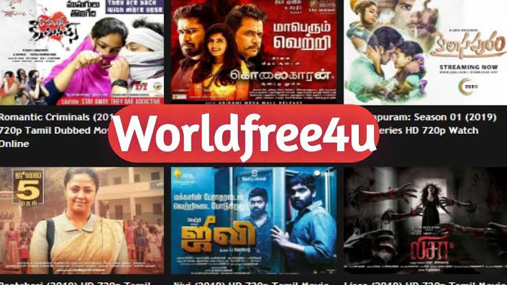 WorldFree4u 2020: Download and Watch Free 300MB Movies Online