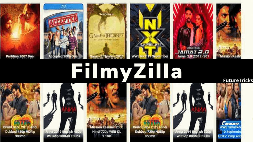 Filmyzilla 2020: Latest Bollywood, Hollywood, Panjabi, Tamil Movies online Download