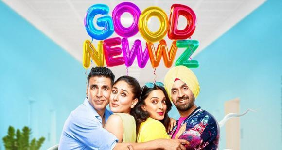 Good News Movie Download 2019: Tamilrockers, Filmzilla, Movieroolz leaked good news of Akshay Kumar