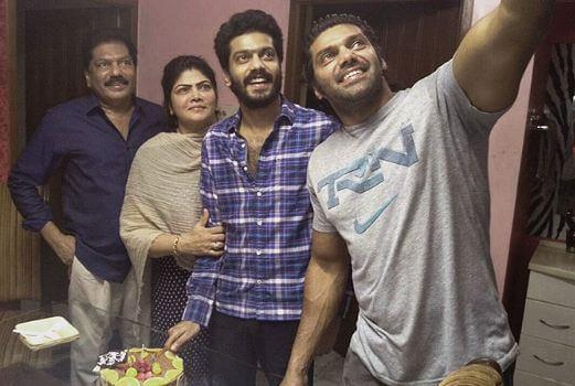 Arya Family & Caste