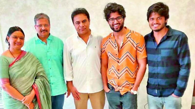 Vijay Deverakonda Family & Caste