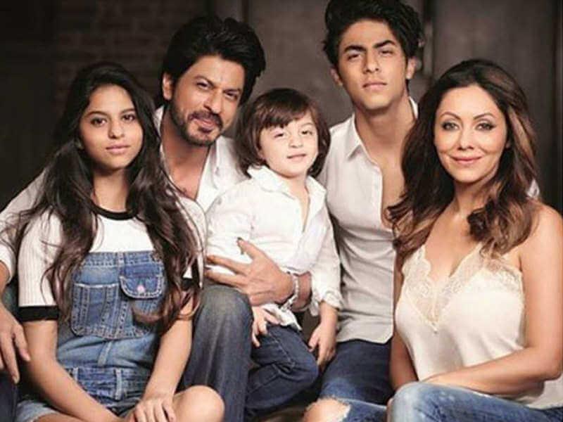 Shah Rukh Khan Family & Caste