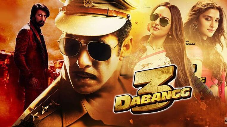 Dabangg 3 Full Movie Leaked by Tamilrockers: You can easily get this movie Online to Download: