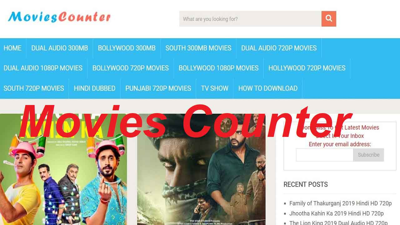 Image result for Movies counter