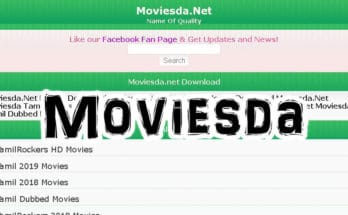 Moviesda 2020: Watch Bollywood Movies Online Download Latest Hindi Dubbed Movies from Moviesda