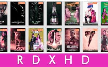 RdxHD 2020: Watch Bollywood Movies Online Download Latest Hindi Dubbed Movies from RdxHD