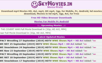 Skymovies 2020: Watch Bollywood Movies Online Download Latest Hindi Dubbed Movies from Skymovies