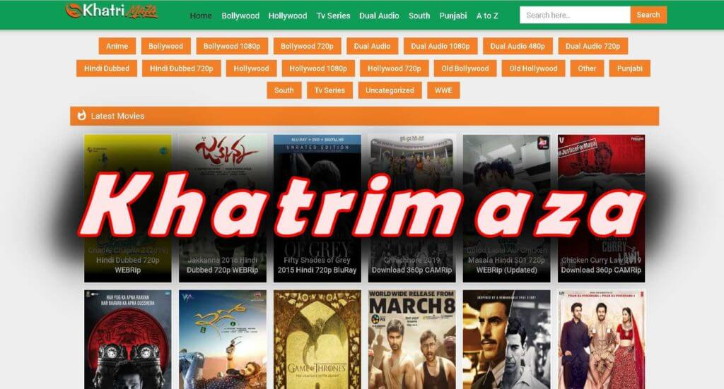 Khatrimaza 2020: Free Download Tamil, Hindi Movies