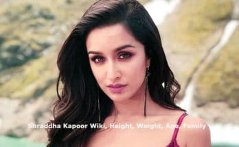 Shraddha Kapoor Wiki, Height, Weight, Age, Family, Affairs, Caste, Images & More